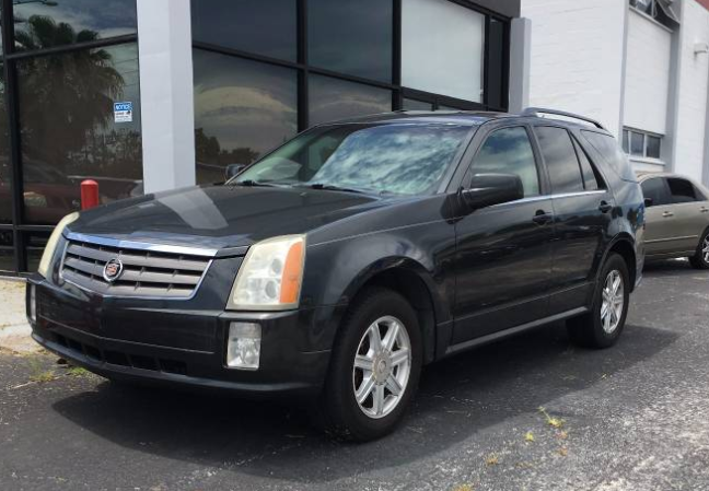 2005 Cadillac SRX - $4k - Finance with $800 Down
